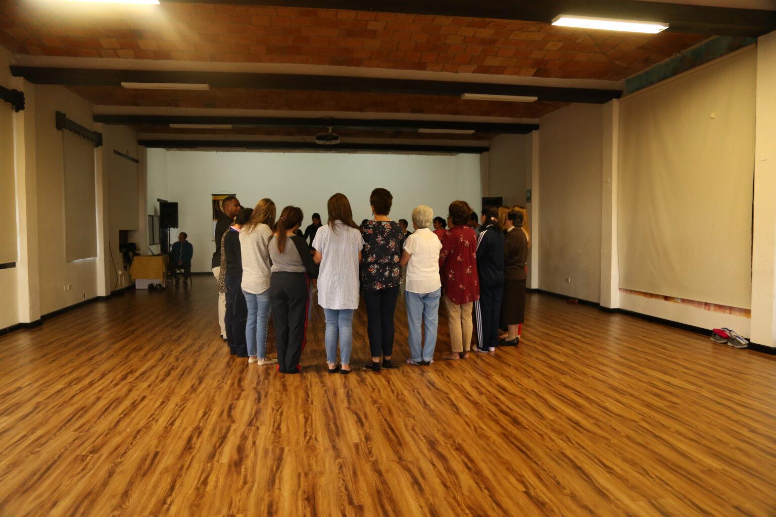 galeria 8 encuentro